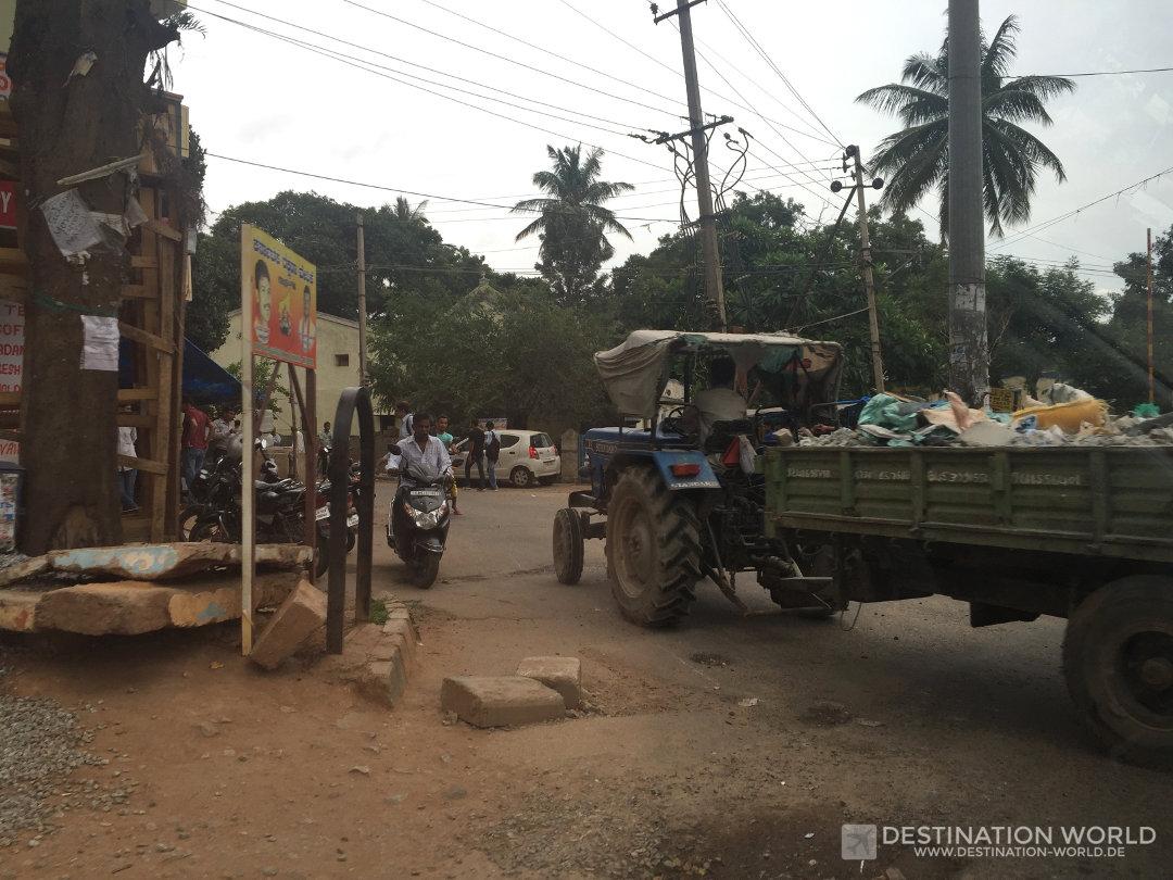 Strassen von Bangalore