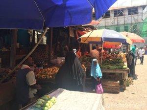 Der Darajani Market in Stone Town