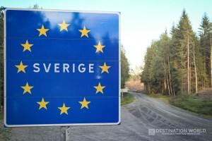 Grenze Norwegen-Schweden