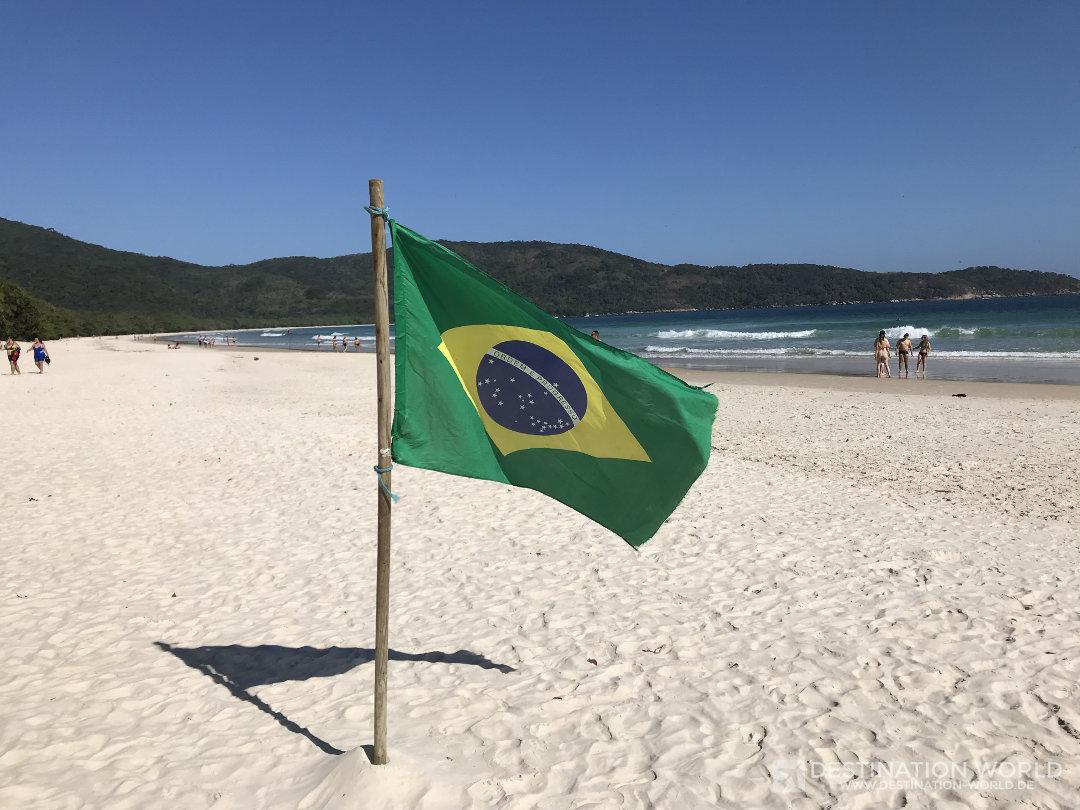 Der Lopes Mendes Strand ist einer der schönsten der Insel