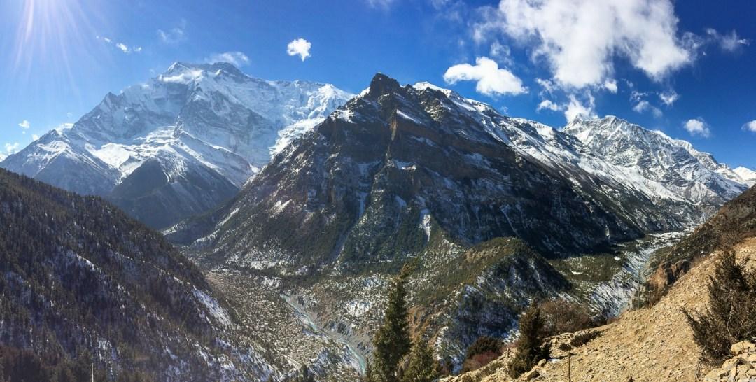circuit des annapurna au népal avec destination aventure conseil budget prix