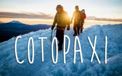 Ascension du Cotopaxi, le plus haut volcan actif de l'Équateur !