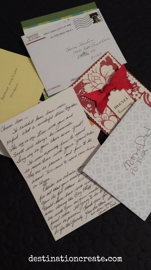 Love Letters the world needs more