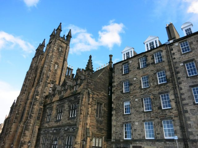 Old Town i Edinburgh