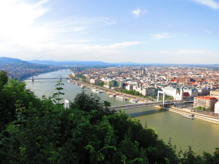 De 3 bedste udsigter i Budapest