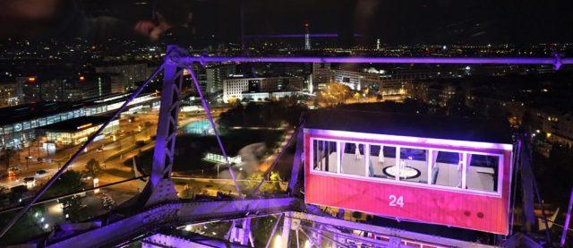 Wiener Riesenrad Ferris wheel Vienna