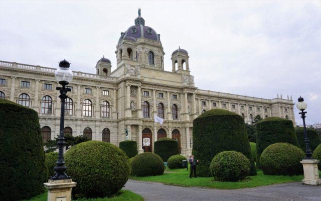 Museum quarter Vienna