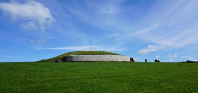 Newgrange Monolith Tomb