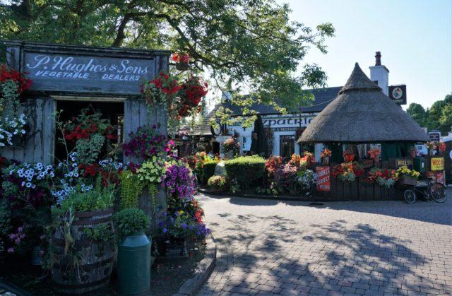 Fitzpatrick's Bar og Restaurant rundrejse Nordirland