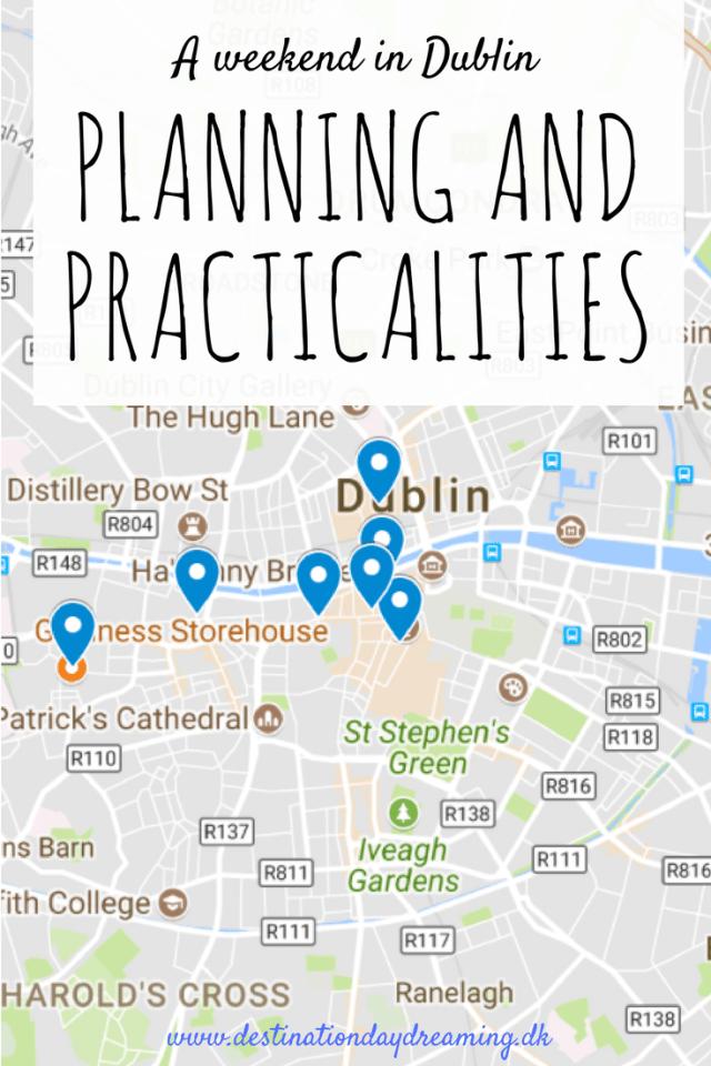 Plan a trip to Dublin