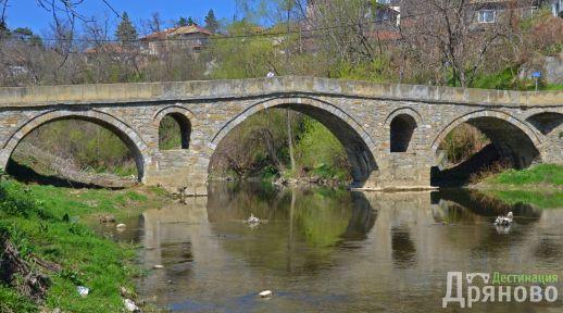 Мост на Колю Фичето а