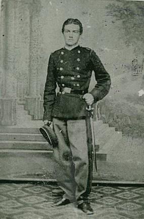 Пенчо Черковски, 1868 г.; изрязана