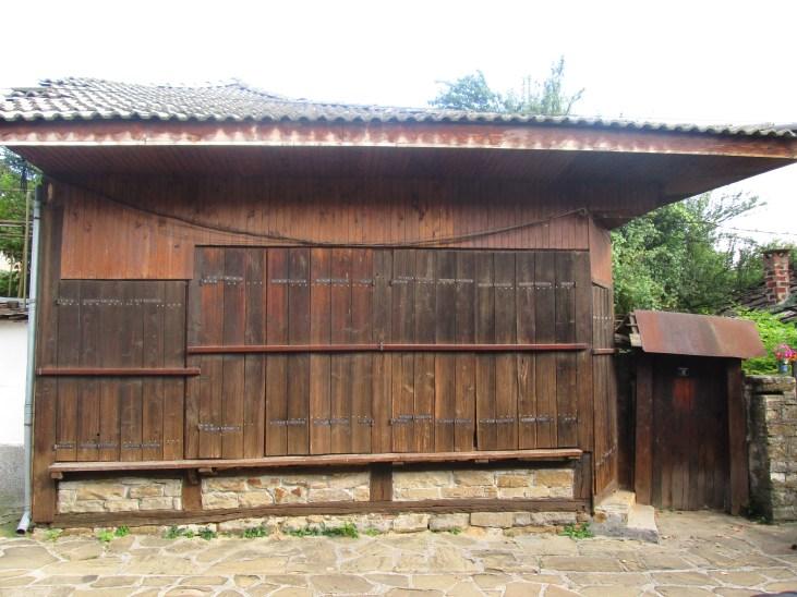 Старата улица - Иван Владков - родната му къща 1