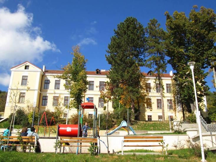 Старото училище (2014)
