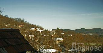 Село Бучуковци - гледка
