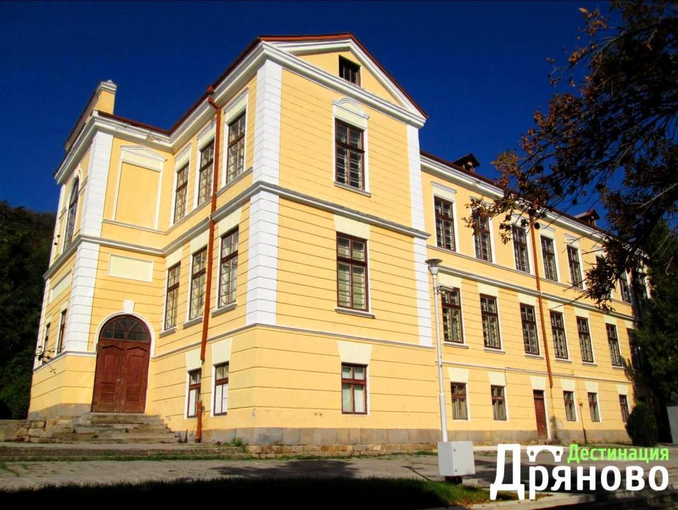 Старото училище; Ники; 2014 г.