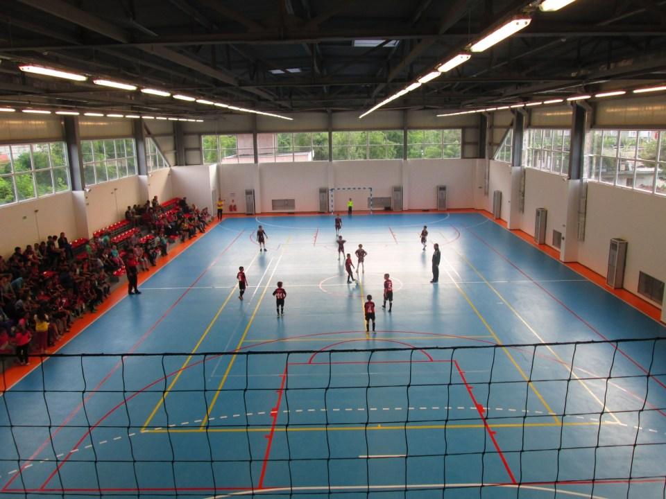Спортна зала - турнир 2015