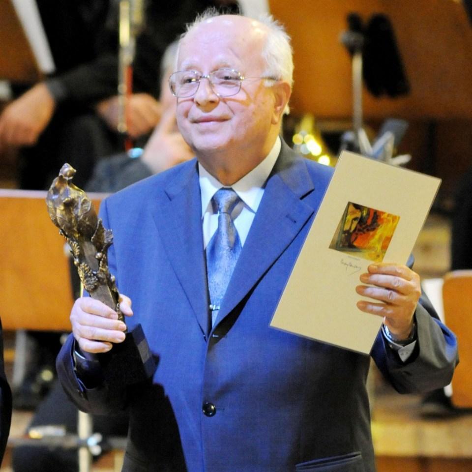 Христо Недялков - награждаване