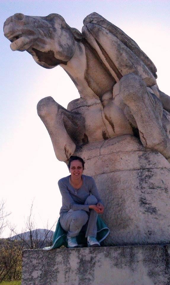 Ваня Сиракова - конницата