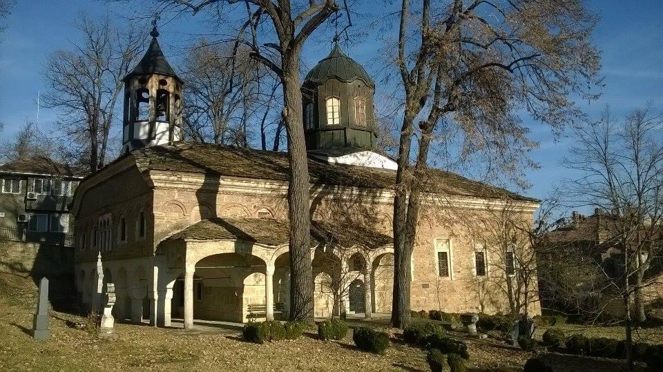Ваня Сиракова - храм Св. Никола