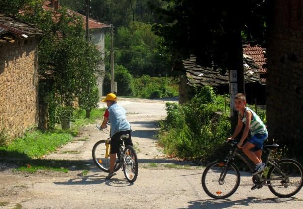 Село Янтра