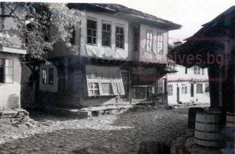 Къщи по ул. Радецки, 1946 г.