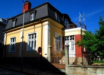 къщата на Цанков