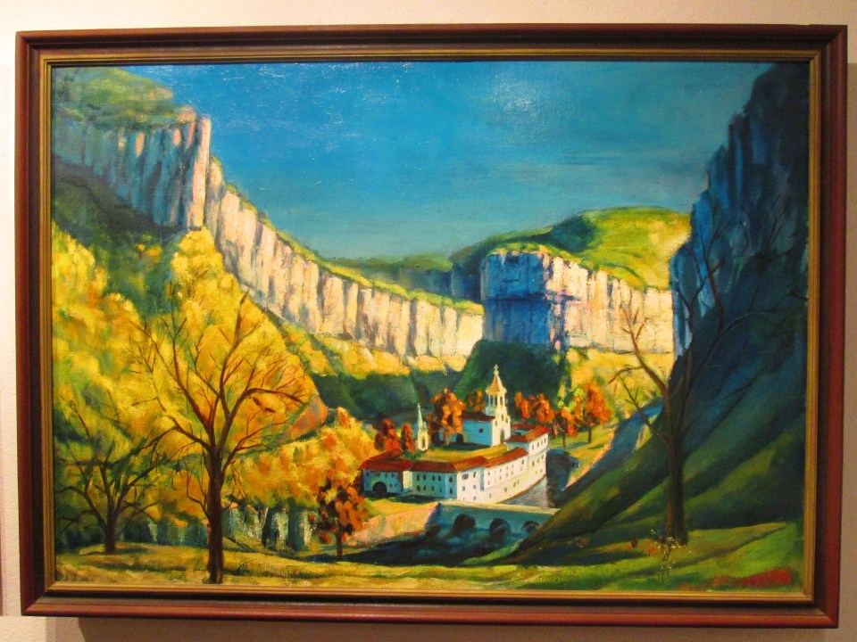 Игнат Игнатов - картина