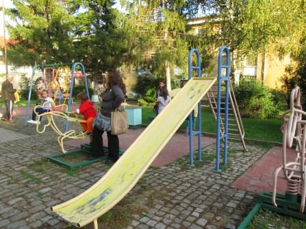Децата в Дряново