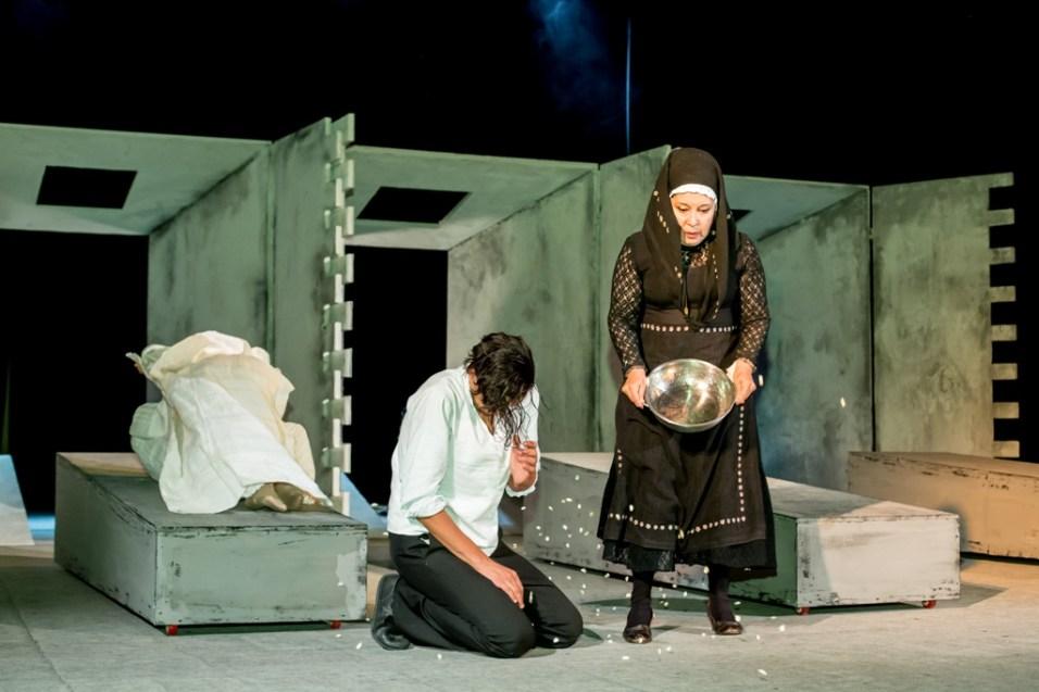 Театър - Ана от другата страна 1