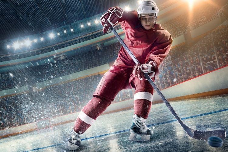 Défi jour 4 : Montréal et le hockey sur glace