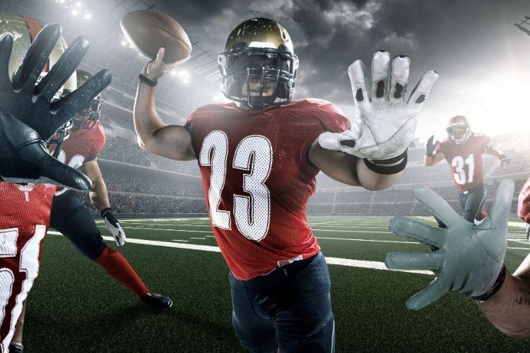 Défi jour 3 : Dallas et le football américain