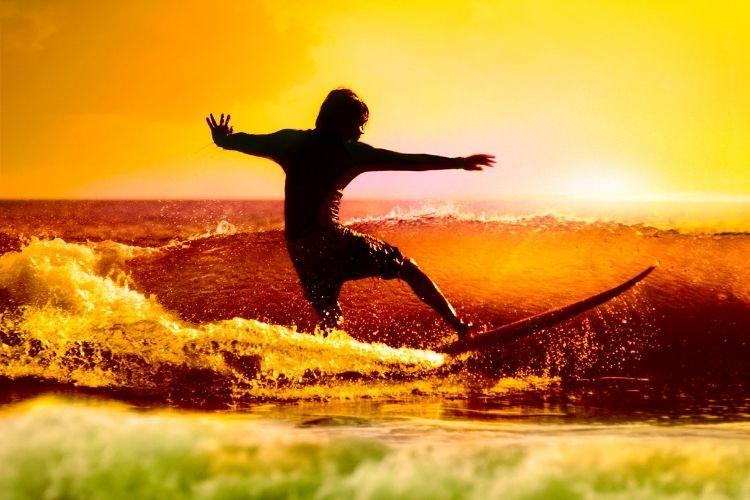 Défi jour 2 : Sydney et le surf