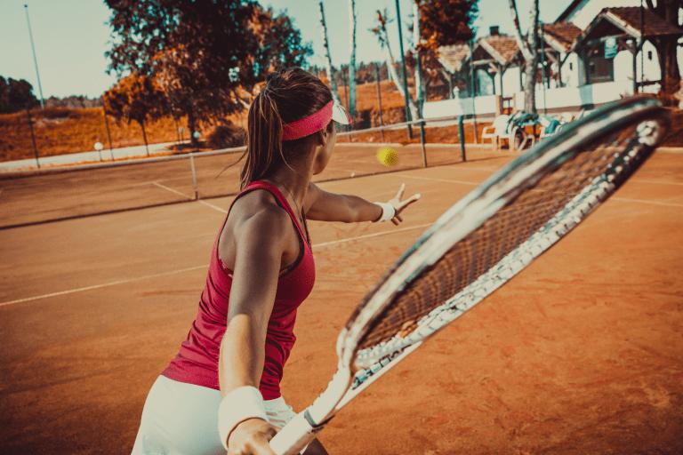 Défi jour 18 : Monaco et le tennis