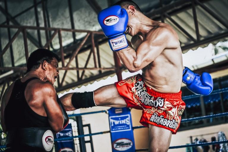 Défi jour 24 : Bangkok et la boxe thai