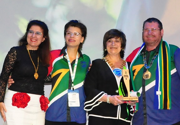 Garden Route operator wins Skål International Sustainable Tourism Award
