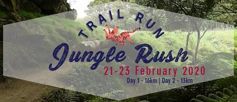 Destination Garden Route Knysna - Jungle Rush Trail Run