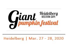 Destination Garden Route - Heidelberg Giant Pumpkin Festival