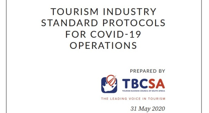 Destination Garden Route - Tourism Industry Standard Protocols for Covid-19 Operations in South Africa