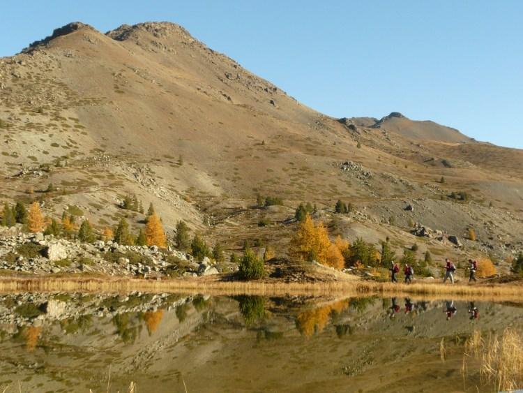 Le mont Chenaillet