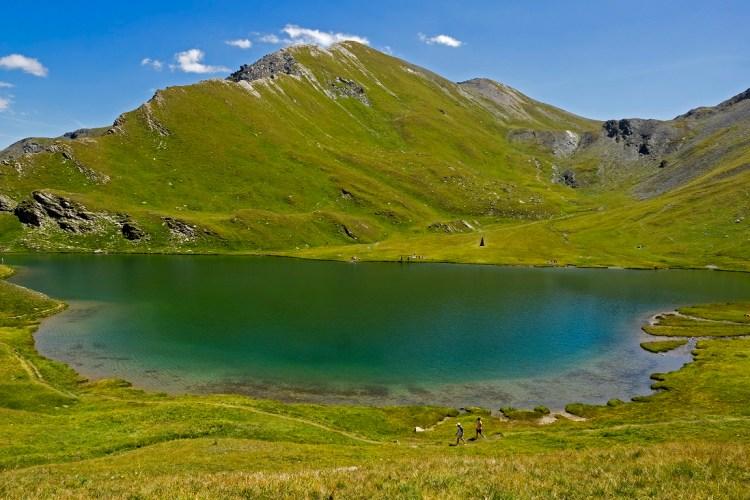 Lac des Cordes © M. Ducroux