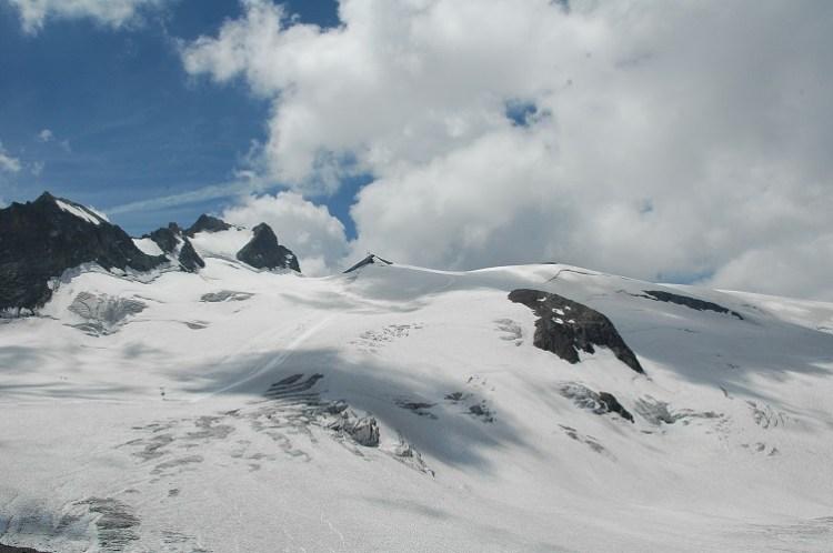 Glacier de la Girose