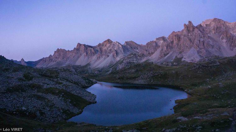 Passage au lac long ©Léo Viret