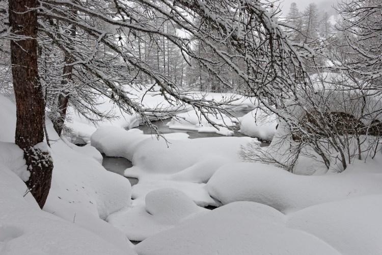 Sentier Névache-Fontcouverte ©Michel Ducroux