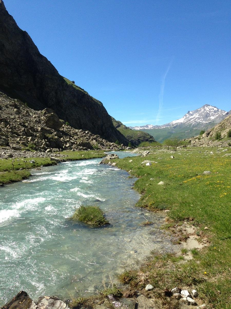 La Romanche plan de l'Alpe