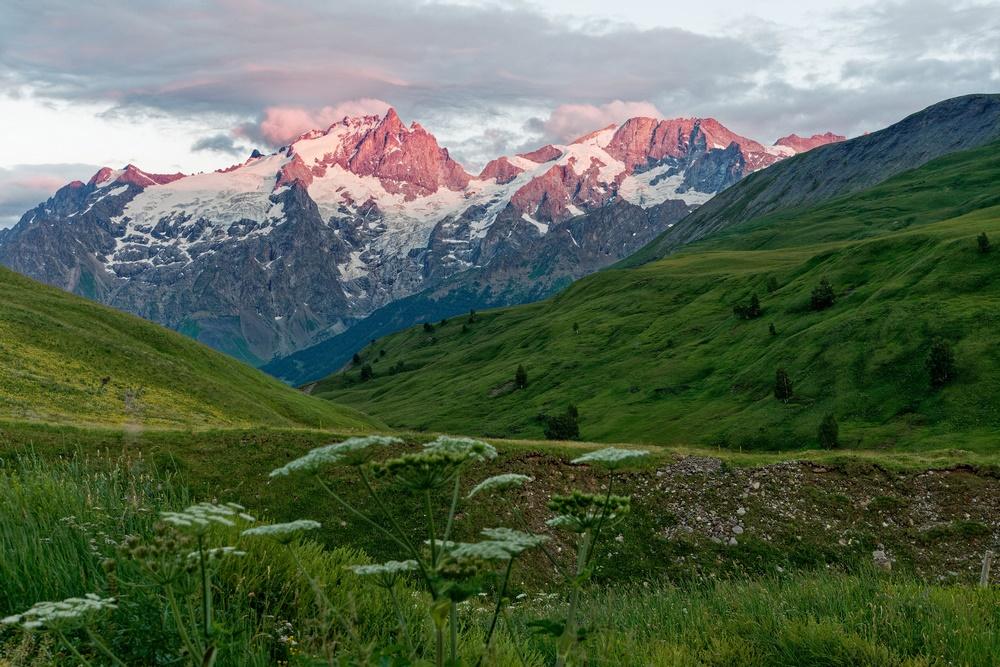 La Meije vallon de la Buffe ©Michel Ducroux