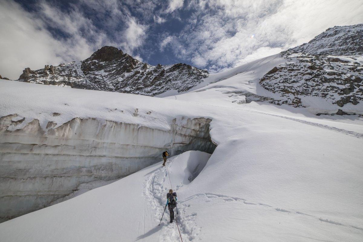 Balade Glacier La Grave
