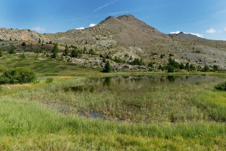 Sentier géologique Mont Chenaillet