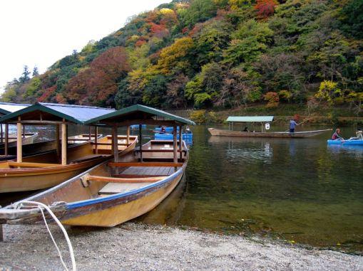 Arashiyama (嵐山), Kyoto