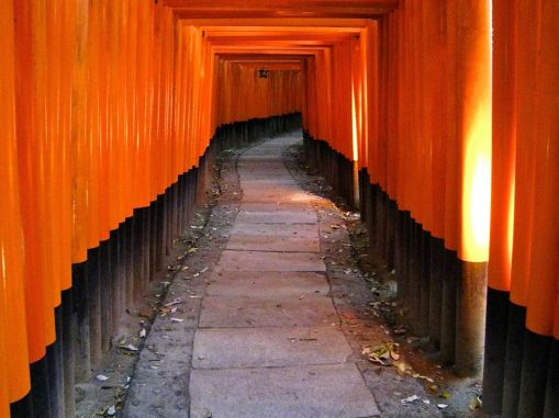 Fushimi Inari Shrine (伏見稲荷大社), Southern Kyoto